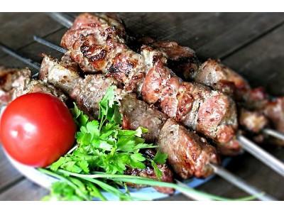 Карантин на даче: готовим барбекю и шашлык