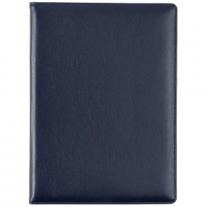 Папка адресная Signature, синяя