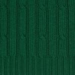 Плед Remit, темно-зеленый