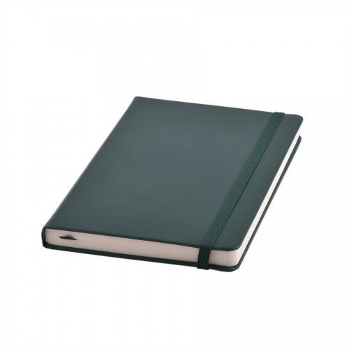 Ежедневник недатированный ELLIE, формат А5, зеленый