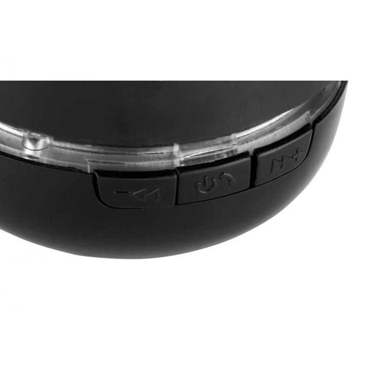 Портативная колонка Commander с функцией Bluetooth®, черный