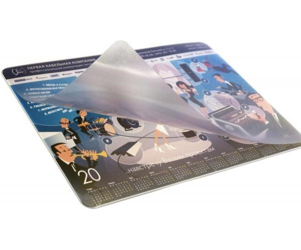 Календари и накладки из вспененного ПВХ